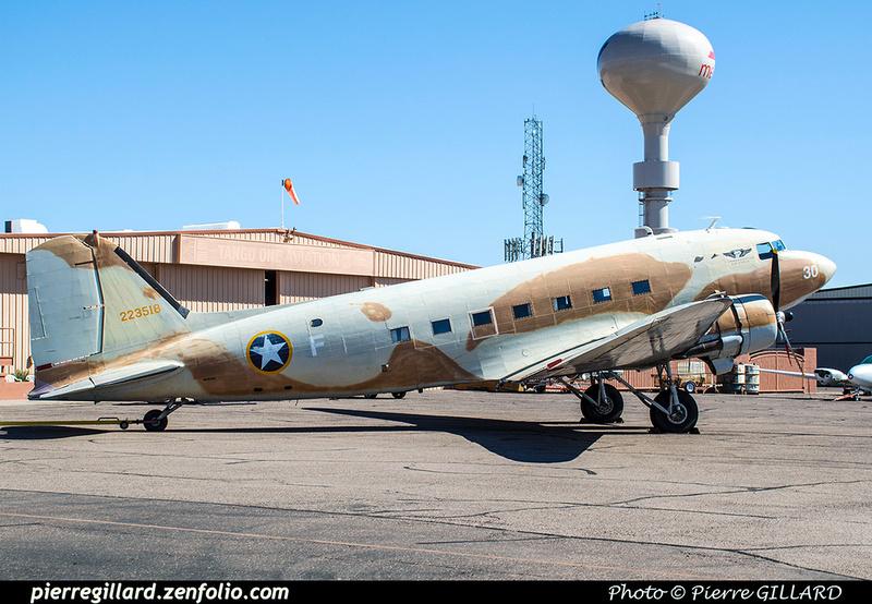 Pierre GILLARD: U.S.A. : Commemorative Air Force - Airbase Arizona &emdash; 2019-529340