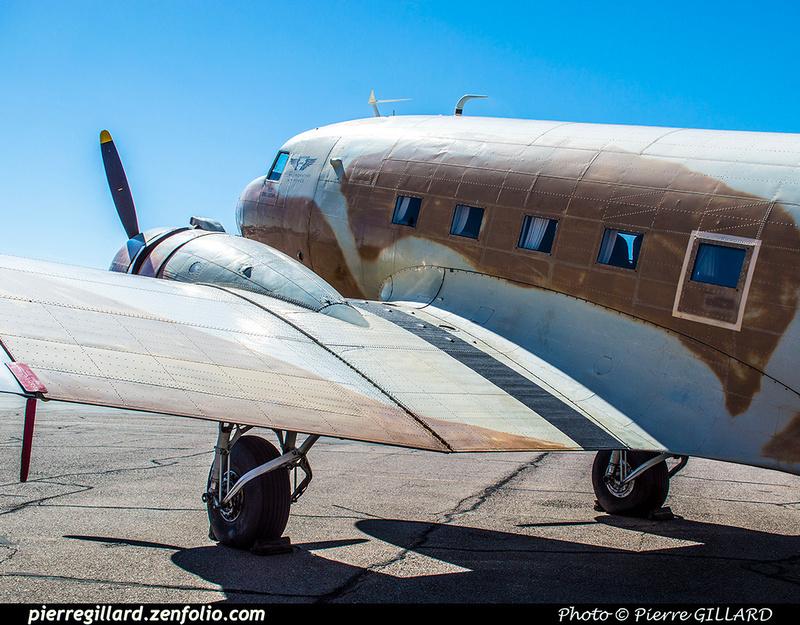 Pierre GILLARD: U.S.A. : Commemorative Air Force - Airbase Arizona &emdash; 2019-529399