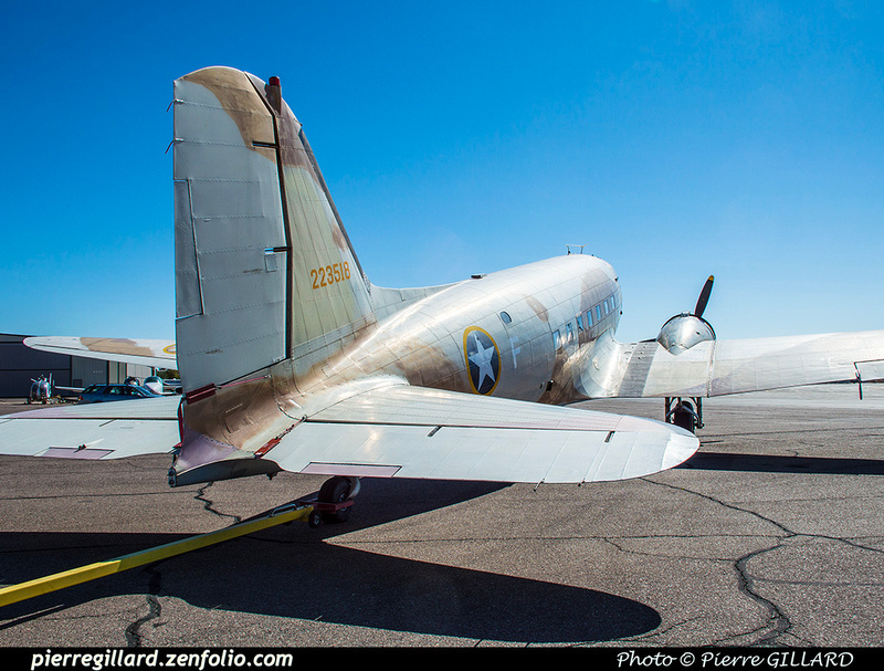 Pierre GILLARD: U.S.A. : Commemorative Air Force - Airbase Arizona &emdash; 2019-529400