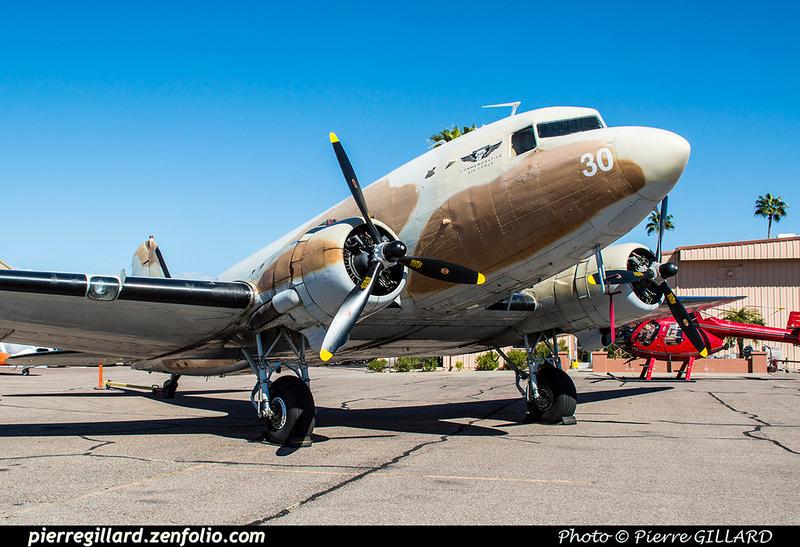 Pierre GILLARD: U.S.A. : Commemorative Air Force - Airbase Arizona &emdash; 2019-529408