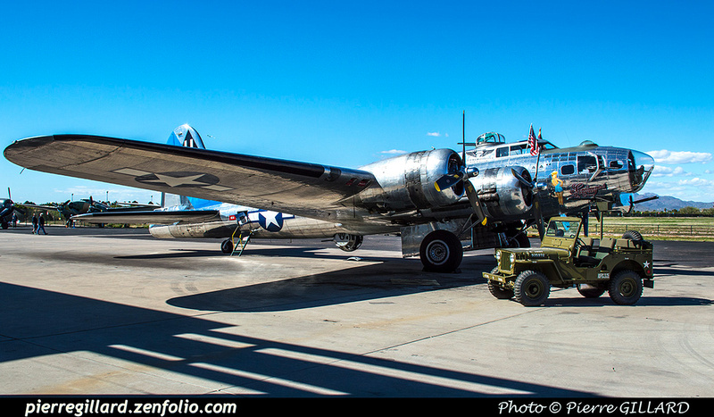 Pierre GILLARD: U.S.A. : Commemorative Air Force - Airbase Arizona &emdash; 2019-529412