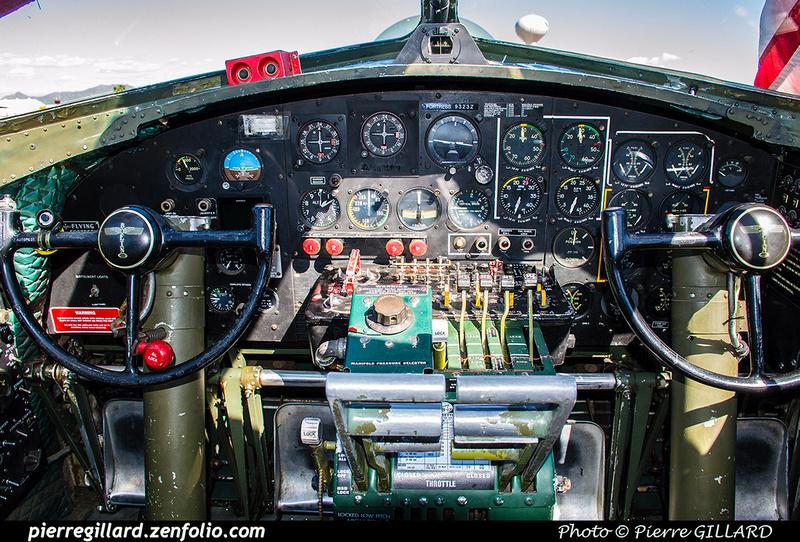 Pierre GILLARD: U.S.A. : Commemorative Air Force - Airbase Arizona &emdash; 2019-529437