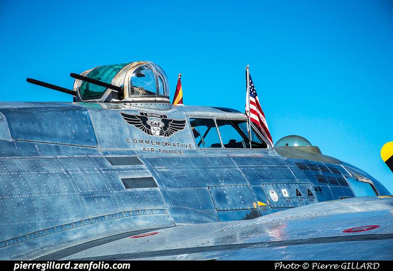 Pierre GILLARD: U.S.A. : Commemorative Air Force - Airbase Arizona &emdash; 2019-529170