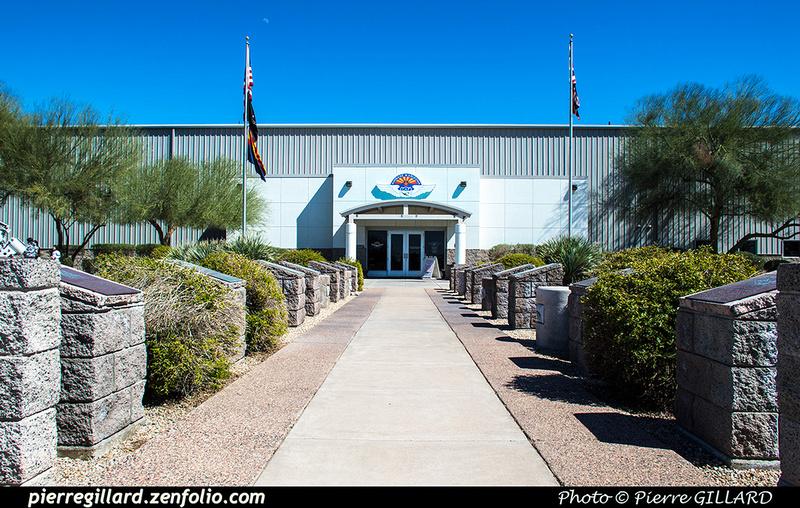 Pierre GILLARD: U.S.A. : Commemorative Air Force - Airbase Arizona &emdash; 2019-529129