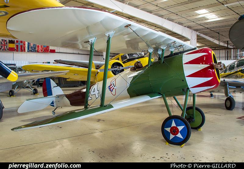 Pierre GILLARD: U.S.A. : Commemorative Air Force - Airbase Arizona &emdash; 2019-529197