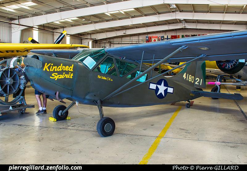 Pierre GILLARD: U.S.A. : Commemorative Air Force - Airbase Arizona &emdash; 2019-529195