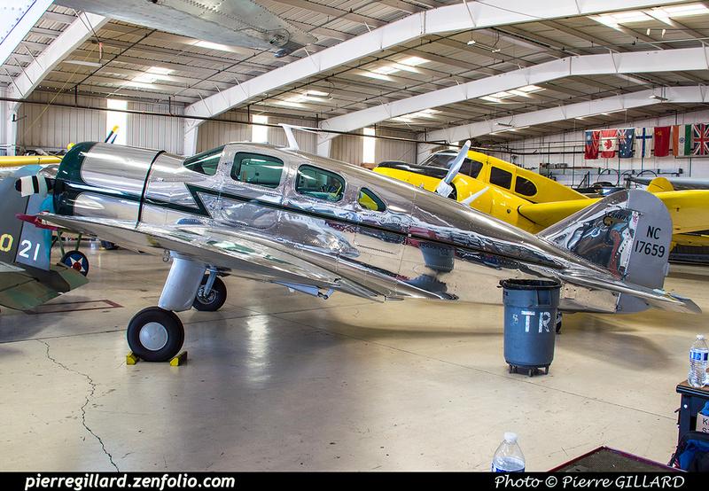 Pierre GILLARD: U.S.A. : Commemorative Air Force - Airbase Arizona &emdash; 2019-529172