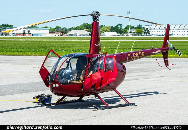 Pierre GILLARD: Canada - Québec Hélicoptères &emdash; 2019-425054