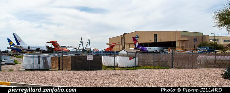 Pierre GILLARD: U.S.A. : KGYR - Phoenix Goodyear Litchfield Municipal Airport, AZ &emdash; 2019-529664