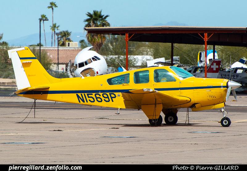 Pierre GILLARD: Private Aircraft - Avions privés : U.S.A. &emdash; 2019-529657
