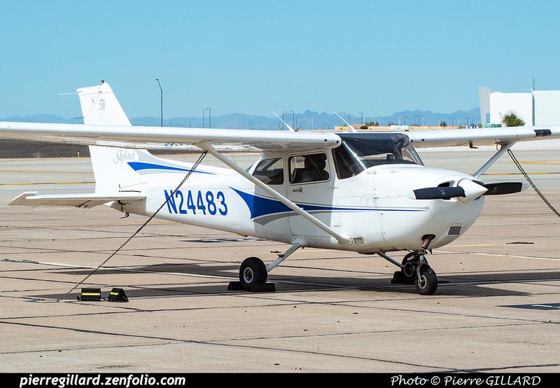 Pierre GILLARD: Private Aircraft - Avions privés : U.S.A. &emdash; 2019-529644