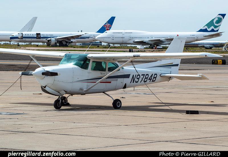 Pierre GILLARD: Private Aircraft - Avions privés : U.S.A. &emdash; 2019-529652