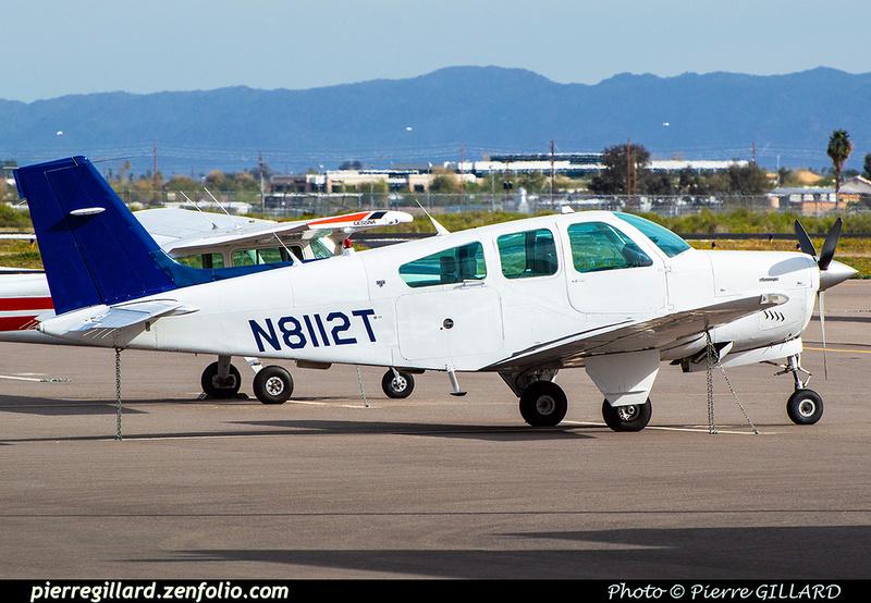 Pierre GILLARD: Private Aircraft - Avions privés : U.S.A. &emdash; 2019-519687