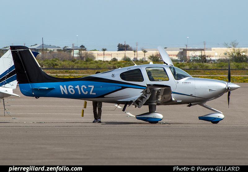 Pierre GILLARD: Private Aircraft - Avions privés : U.S.A. &emdash; 2019-529691