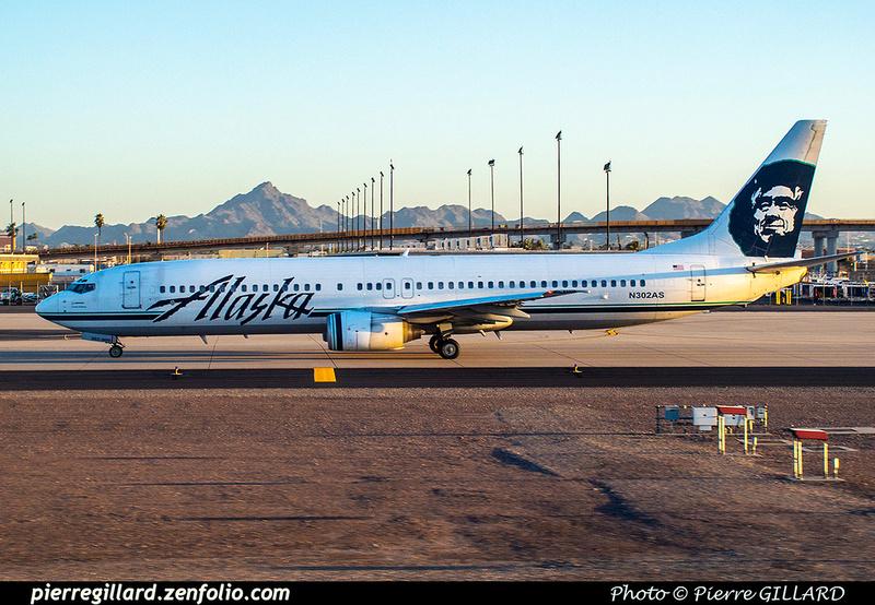 Pierre GILLARD: Alaska Airlines &emdash; 2019-529746