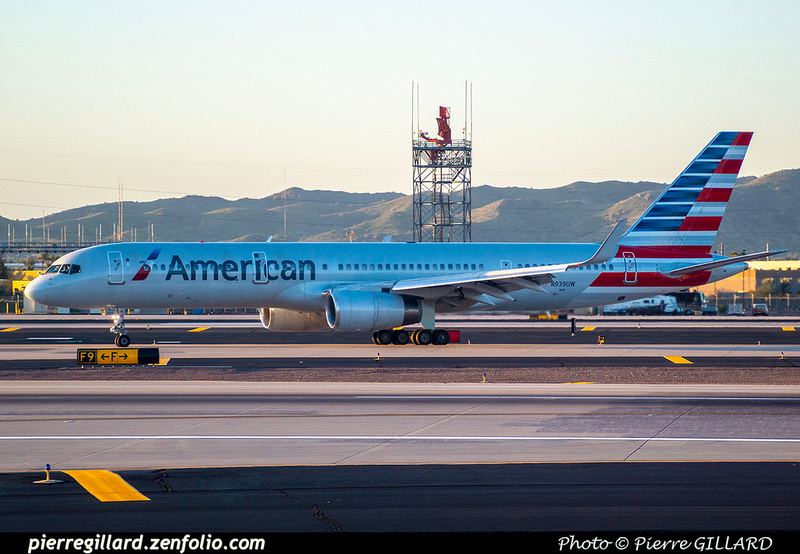 Pierre GILLARD: American Airlines & American Eagle &emdash; 2019-529740