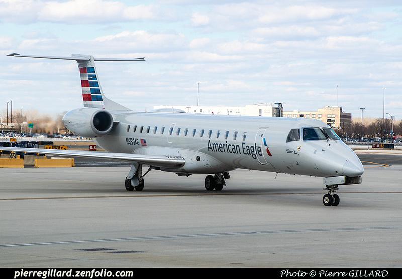 Pierre GILLARD: American Airlines & American Eagle &emdash; 2019-529794