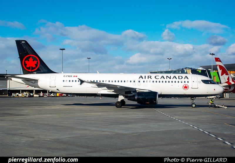 Pierre GILLARD: Air Canada &emdash; 2019-529832