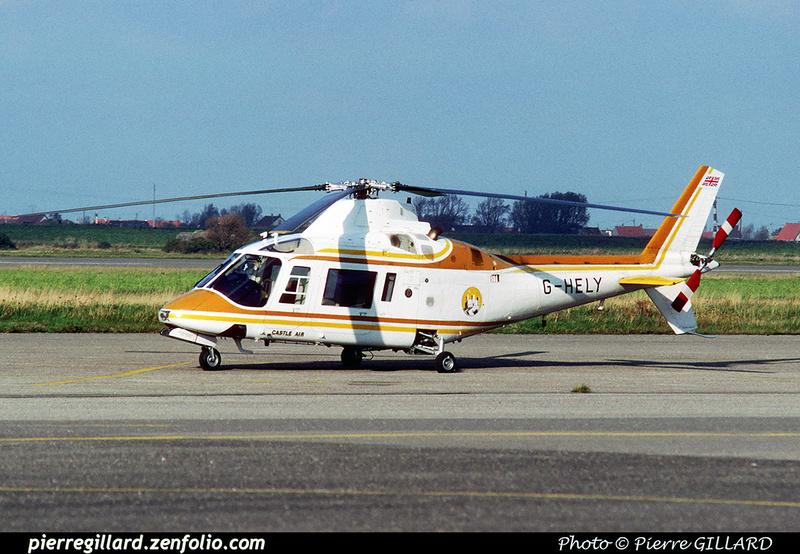 Pierre GILLARD: United Kingdom - Castle Air &emdash; 029035
