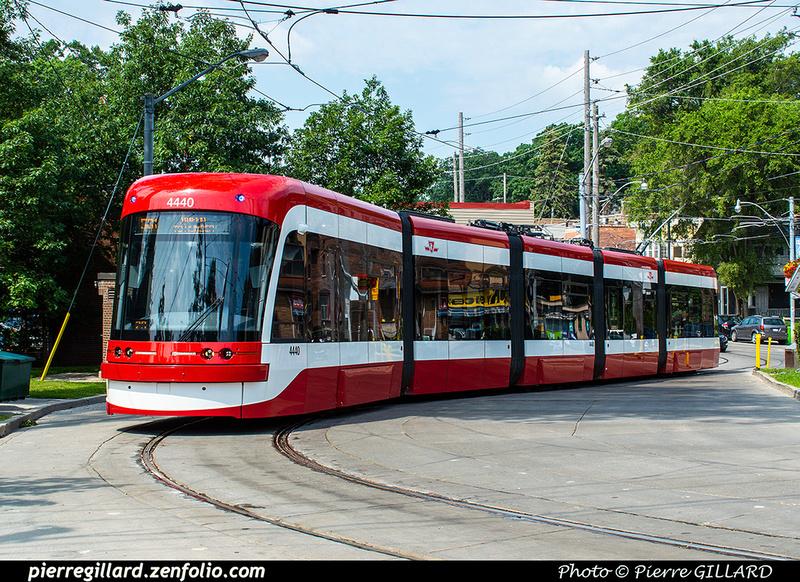 Pierre GILLARD: Canada : TTC - Toronto Transit Commission &emdash; 2019-530081