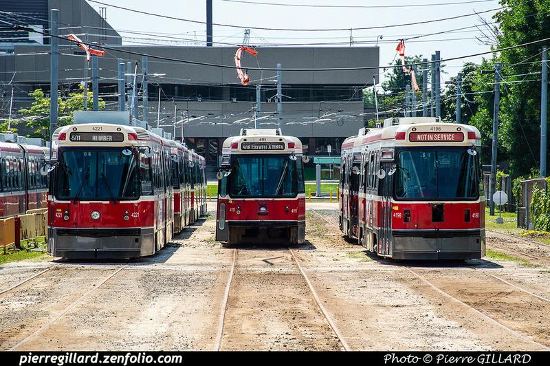 Pierre GILLARD: Canada : TTC - Toronto Transit Commission &emdash; 2019-530100