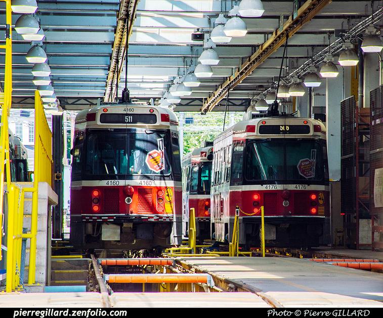 Pierre GILLARD: Canada : TTC - Toronto Transit Commission &emdash; 2019-530131
