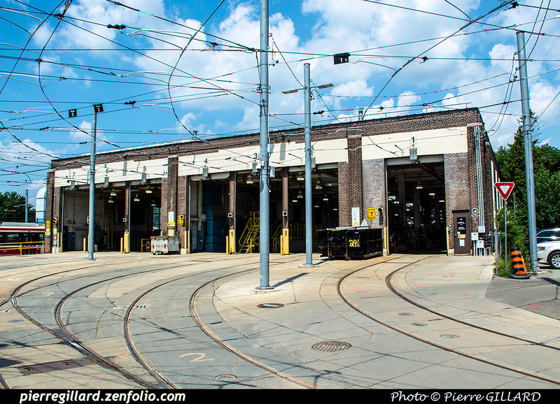 Pierre GILLARD: Canada : TTC - Toronto Transit Commission &emdash; 2019-530133