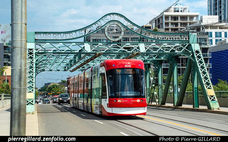 Pierre GILLARD: Canada : TTC - Toronto Transit Commission &emdash; 2019-530168