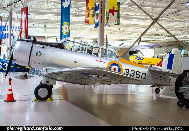 Pierre GILLARD: Canada : Canadian Warplane Heritage Museum &emdash; 2019-530282