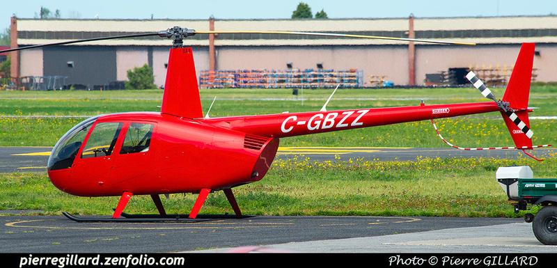 Pierre GILLARD: Canada - HelicoStore &emdash; 2019-425108