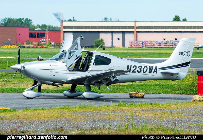 Pierre GILLARD: Private Aircraft - Avions privés : U.S.A. &emdash; 2019-425100