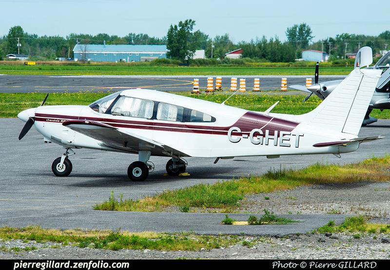 Pierre GILLARD: Private Aircraft - Avions privés : Canada &emdash; 2019-425103
