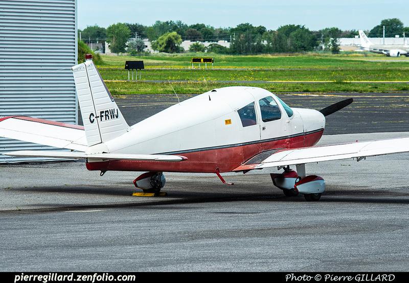 Pierre GILLARD: Private Aircraft - Avions privés : Canada &emdash; 2019-425105