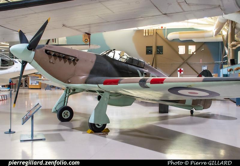 Pierre GILLARD: Canada : Canadian Warplane Heritage Museum &emdash; 2019-530294