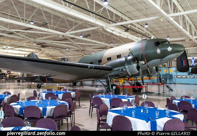 Pierre GILLARD: Canada : Canadian Warplane Heritage Museum &emdash; 2019-530306
