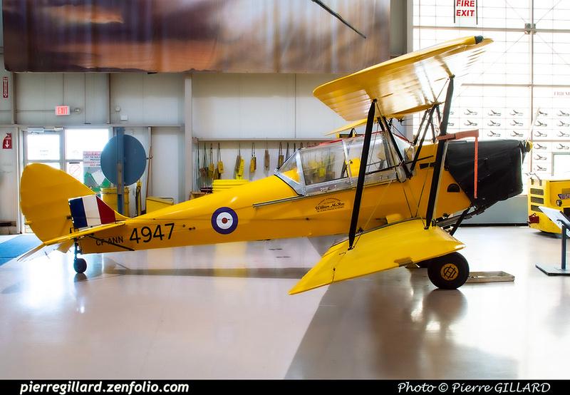 Pierre GILLARD: Canada : Canadian Warplane Heritage Museum &emdash; 2019-530308