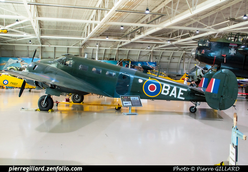 Pierre GILLARD: Canada : Canadian Warplane Heritage Museum &emdash; 2019-530312
