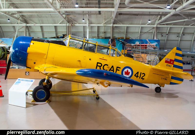Pierre GILLARD: Canada : Canadian Warplane Heritage Museum &emdash; 2019-530330