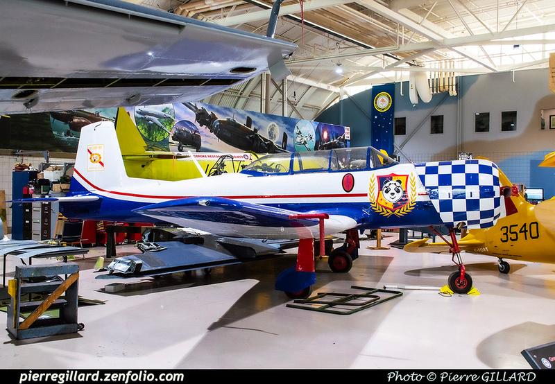 Pierre GILLARD: Canada : Canadian Warplane Heritage Museum &emdash; 2019-530334