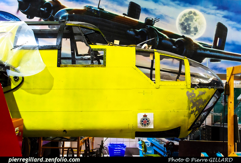Pierre GILLARD: Canada : Canadian Warplane Heritage Museum &emdash; 2019-530344