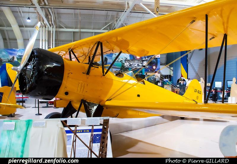 Pierre GILLARD: Canada : Canadian Warplane Heritage Museum &emdash; 2019-530350