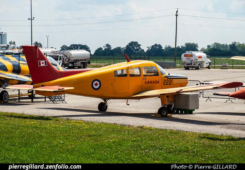Pierre GILLARD: Canada : Canadian Warplane Heritage Museum &emdash; 2019-530360