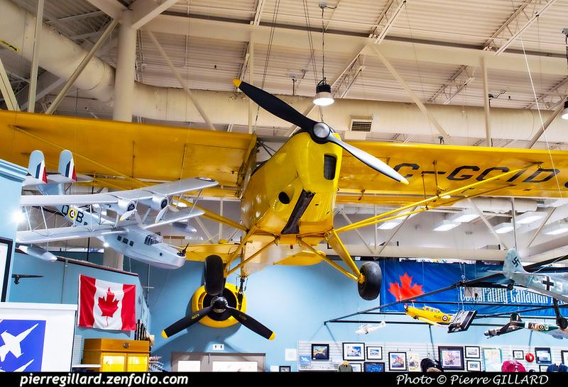 Pierre GILLARD: Canada : Canadian Warplane Heritage Museum &emdash; 2019-530382