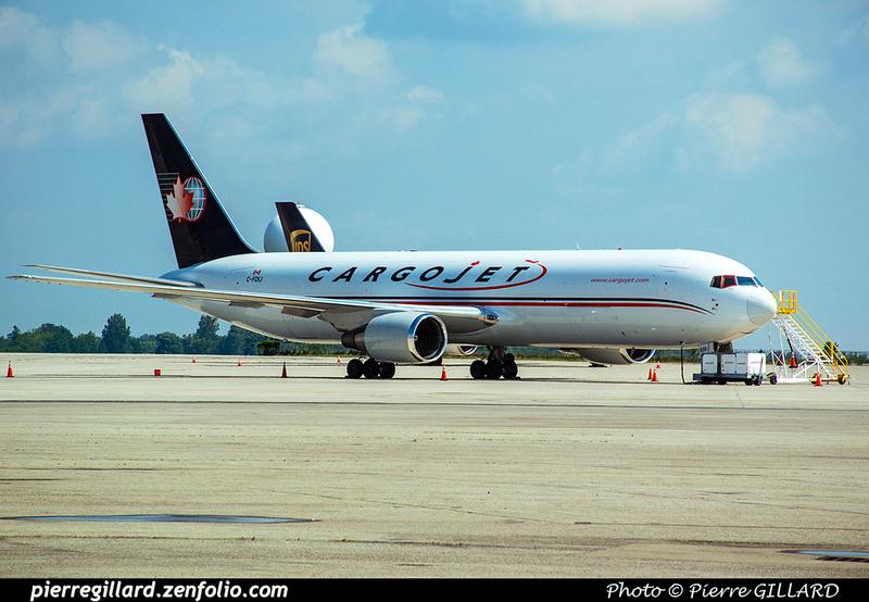 Pierre GILLARD: Cargojet Airways &emdash; 2019-530316