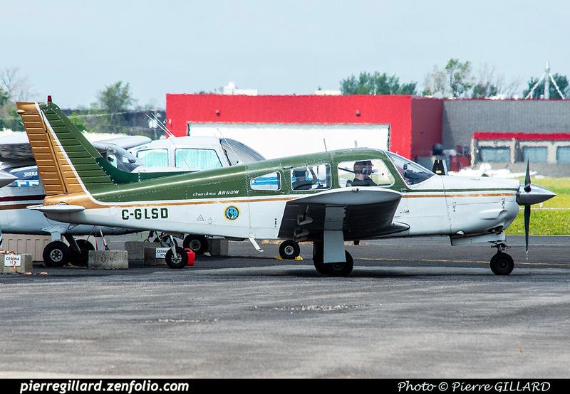 Pierre GILLARD: Private Aircraft - Avions privés : Canada &emdash; 2019-425142