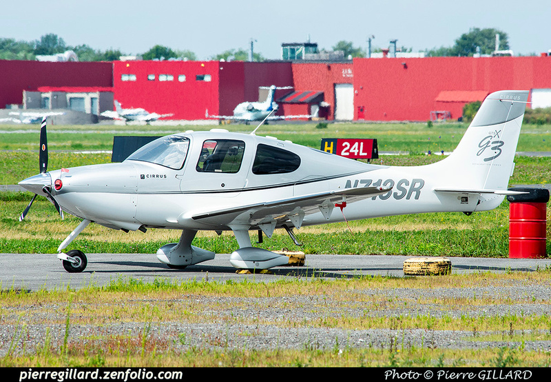 Pierre GILLARD: Private Aircraft - Avions privés : U.S.A. &emdash; 2019-425117