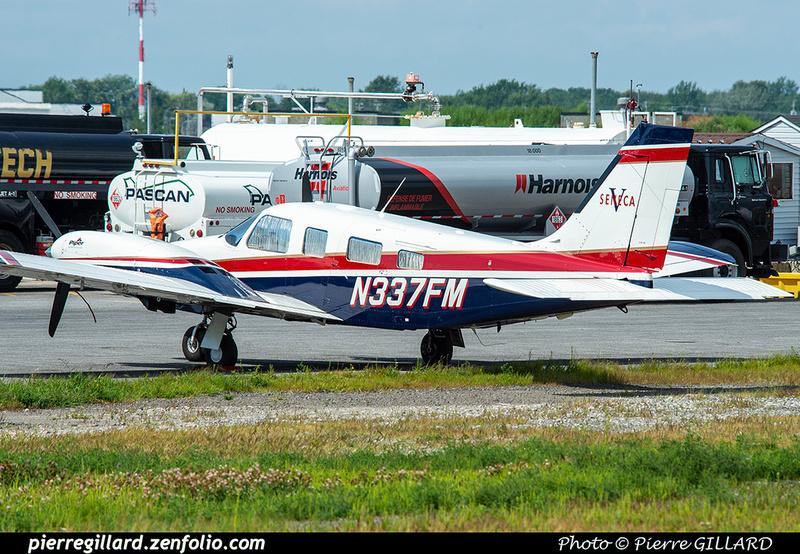 Pierre GILLARD: Private Aircraft - Avions privés : U.S.A. &emdash; 2019-425119