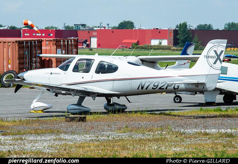 Pierre GILLARD: Private Aircraft - Avions privés : U.S.A. &emdash; 2019-425125