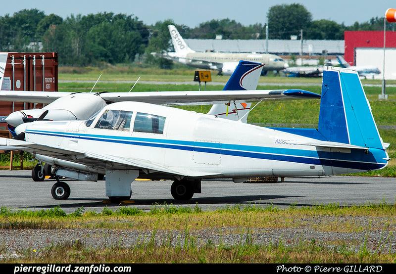 Pierre GILLARD: Private Aircraft - Avions privés : U.S.A. &emdash; 2019-425122