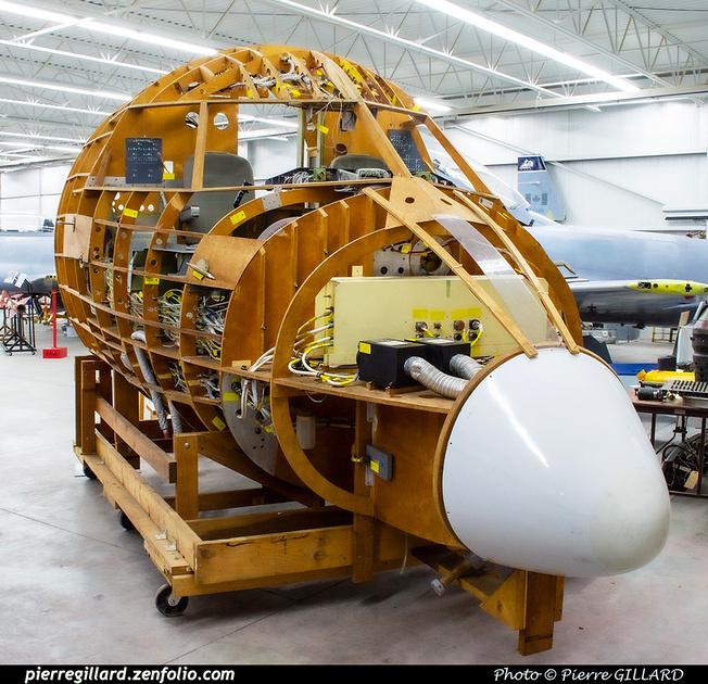 Pierre GILLARD: Canada : Jet Aircraft Museum &emdash; 2019-530403